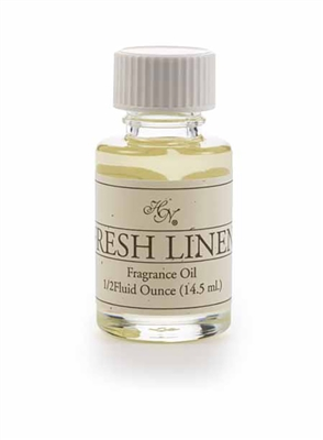 Fresh Linen Refresher Oil 1 2oz